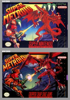 ChipperChapChatJAMS - SUPER METROID by the-hary