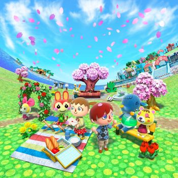 Animal Crossing New Leaf - Spring/Primavera by Kharthoffen