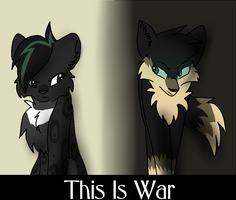 This Is War by FrostedKat
