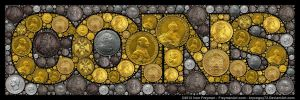 Fractal Coins by bryceguy72
