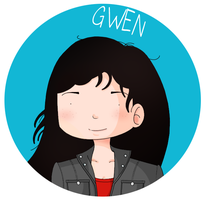 Gwen Cooper by ice-cream-skies