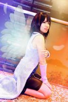 Rinoa - Angel Wing by CrystalMoonlight1