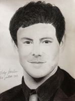 Cory Monteith by Vickyx22