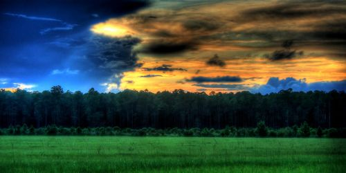 HDR Sky 2 by mellybear