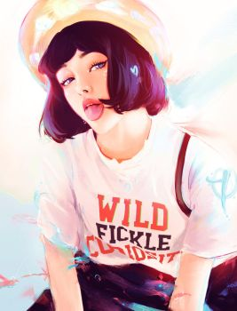 Wild by asevc