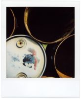 polaroid - barrels by mr-amateur