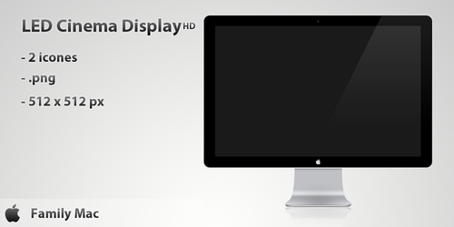 LED Cinema Display by Touny29