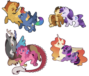 MLP   Cheebs by queerly