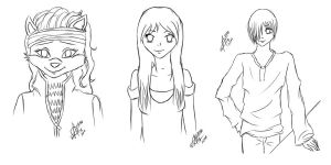 Wacom - First Sketches by Anspire