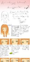 :Tutorial: Eyes, Skin and Hair by SleepingAyumu