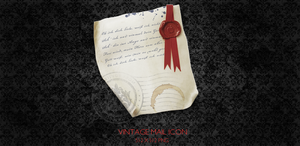 Vintage Mail Icon by TheWonderlands