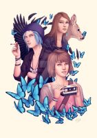 Life is Strange by Atarial