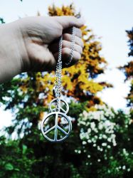 Peace, please by Anni2010