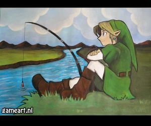Fishing Link by pauline86