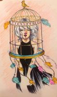 Caged by nourhany1
