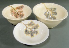 variety bowls by cl2007