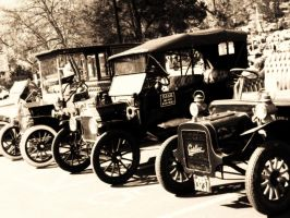 Vintage Cars by RaySark