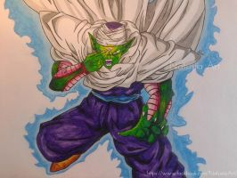 Piccolo by NatusiiaArt