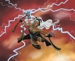 StormBreaker by Gilliland35