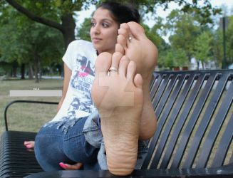 Older Indians Mature Soles by SexySolesNToes