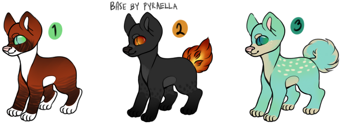 Pup Adopts! [Open] by DayDreamsAtMidnight