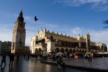 Stock - Cracow by wachowicz