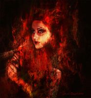 Fire by Laura-Graph