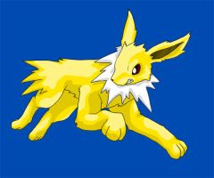 Jolteon by Endivinity