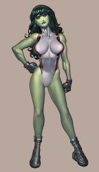 She--Hulk by RyanKinnaird