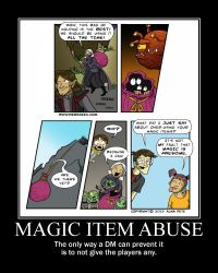 Magicabuseposter by tomthefanboy