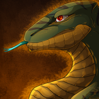Icon Comish - Earthen Scales by TwilightSaint