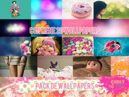 Pack de Wallpapers by Girlspng