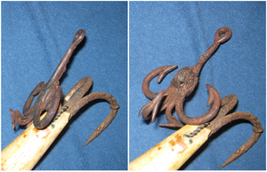 Innsmouth Fishhook (Circa 1919) by vonmeer