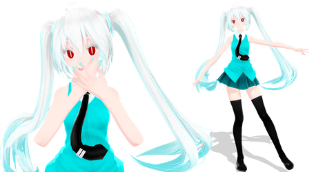Tda Ruin Miku DOWNLOAD By Orion P