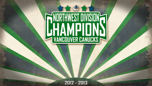 Canucks Division Champions! (Vignette Version) by bameroncerry