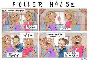 Fuller House by DaveJorel