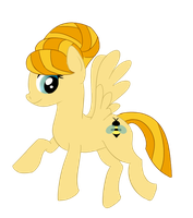 Honey Bell - MLP OC by Wildfire-Tama