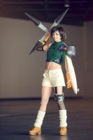 Yuffie by Ally-bee