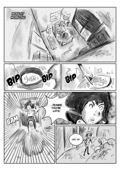 webcomic page 7/by Flash SG by 06flash