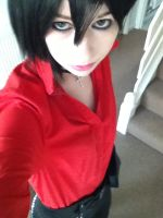 Ada Wong RE6 Cosplay 3 by MasterCyclonis1