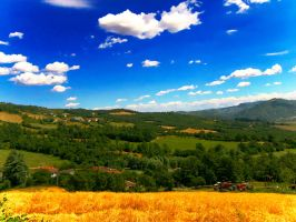 Italian Panorama by tommythegame