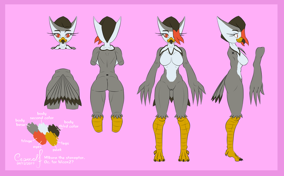 Mikura Reference by Cromelf