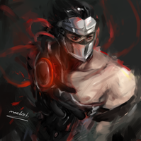 Blackwatch by maeliot