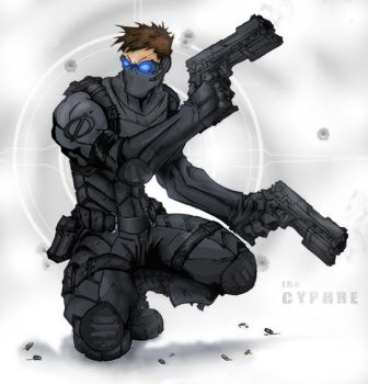The Cyphre - Crouching by TheCyphre
