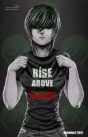 Rise Above Doubt by avimHarZ
