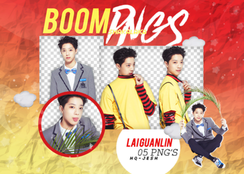 Lai Guanlin PNG PACK#1|P101 by Upwishcolorssx