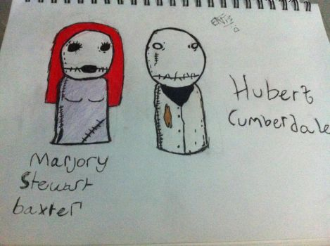 marjory and hurbert by Emeze87