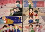 APH bookmarks by michiika