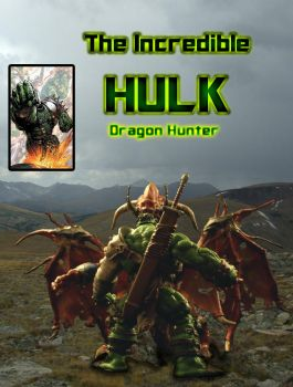 A Brand New Hulk by Argahal