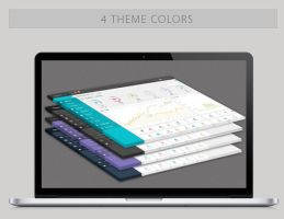 4color Theme by vectorlab1